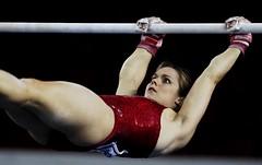 042308_NCAApractice47_kl (Kelly M. Lambert) Tags: dogs gymnastics sec gym gymdogs georigia georgiagymdogs georgiagymnastics