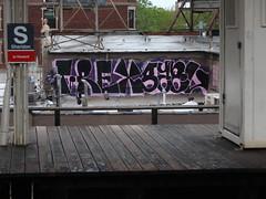 T-Rex Sael (EMENFUCKOS) Tags: chicago graffiti explore trex kym kise flickrexplore sael chicagograffiti