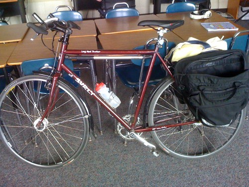 Montagne's Commuter Bike