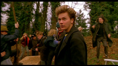Dark Blood River Phoenix