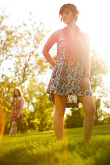 DSC_1103.jpg (ilyssacohenphotography) Tags: girls summer vintage outside dresses lensflare hippie flowerchild