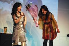 花束贈呈 cocoon ライブ 14 20080524