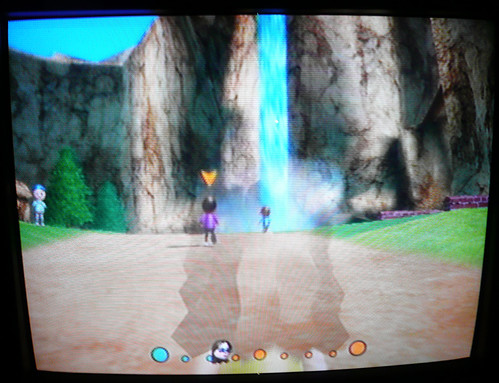 Running on Wii Fit Island by Laura Moncur from Flickr