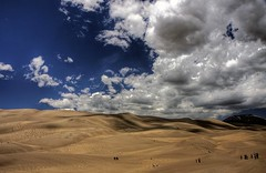 The Great Sand Dunes National Park Colorado