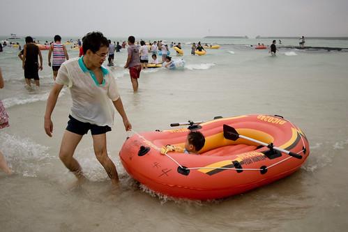 Korean beach