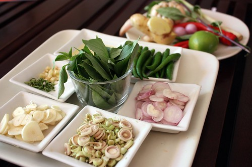 Thai ingredients