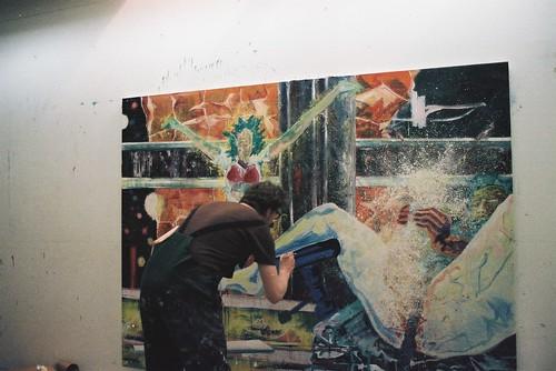 NDSM - The artist