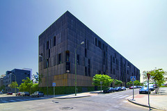 Bamb Social Housing (Wojtek Gurak) Tags: madrid architecture spain europe bamb pau bambu foreignoffice socialhousing foa carabanchel foreignofficearchitects