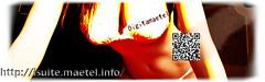 愛され組曲 - 最新撮影悩殺フォトをサイトのヘッダーにしました http://isuite.maetel.info/