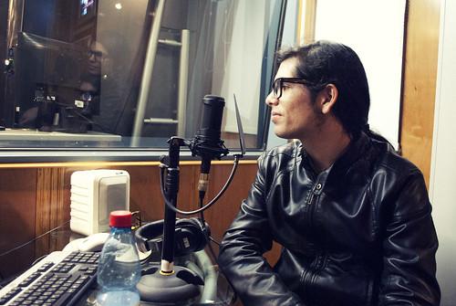 Árbol en radio UNIACC 3