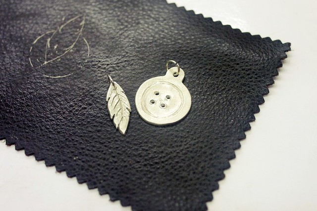 Silver clay jewellery class