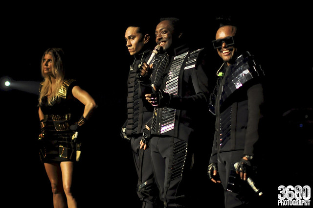 The Black Eyed Peas and Friends @ the Apollo