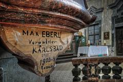 Der Vergolder (Batram) Tags: church town maria ghost stock kirche holy stadt urbex geister