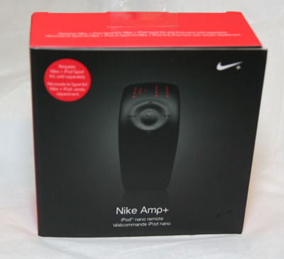 First Look at Nike Amp+ Watch