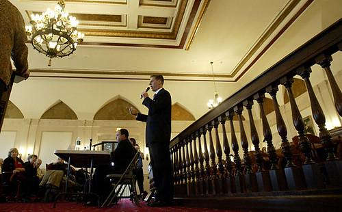 District Attorneys' Debate. 10/27/07