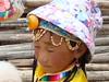 a little girl in Yunnan