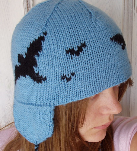 Sky Birds Hat