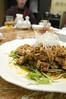 日向鶏の唐揚げ 四川風ソース, 南国酒家, 渋谷桜ヶ丘店