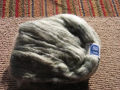 Blue Moon Fiber Arts, Falcons Eye Silkmo