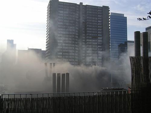 Brand Vooruitgangstraat