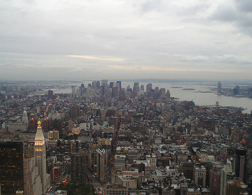 Huida de Nueva York