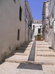 Altea (Alicante) - Stairs (Luigi Strano) Tags: españa spain europe alicante altea spagna alacant