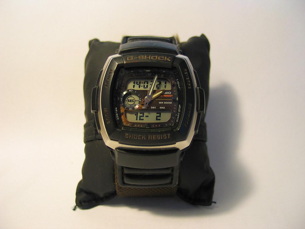 Casio G-Shock 3750