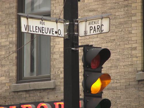 Villeneuve / Du Parc