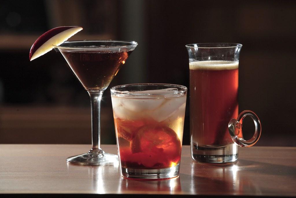 Maple Cocktails