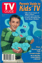 Blue's Clues TV Guide
