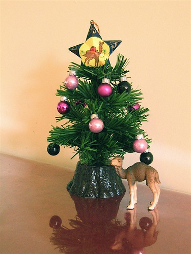 Our Christmas Tree - Sydney 2006 - After
