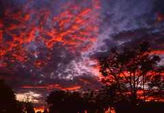 Red Twilight, Canyon Sky in San Diego, California (moonjazz) Tags: clouds twilight sky sunset california sandiego rose pink light vivid best pure red rojo rot rouge rosso vermelho perfect evening photography awesome weather change