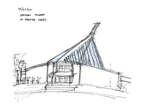 Marine_Corp _Mus_Sketch