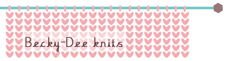 Becky-Dee knits