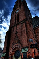 Paulus Church Oslo HDR