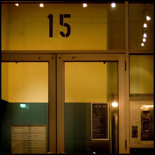 15 W 24 NYC