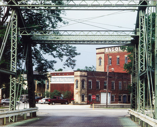 Old Bag Factory, Goshen, Indiana