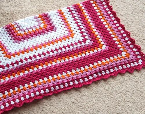 Bebek Battaniye Örnekleri