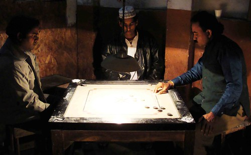 City Secret - Carrom Clubs, Muslim Delhi