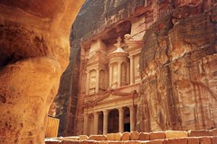 The Treasury(1) (WilliamBullimore) Tags: history tourism archaeology rock petra middleeast jordan touristattraction touristdestination superstarthebest atomicaward