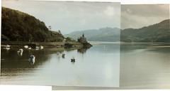 from the bridge (topher@mill) Tags: uk tourism wales 35mm gwynedd christopherknight mawdachestuary scenicsnotjustlandscapes