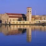 Rhodes: Mandriki Harbor