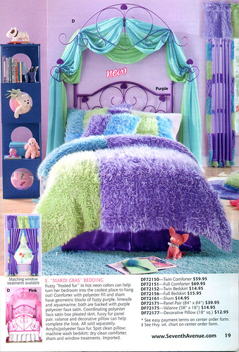 Horrid Bedroom