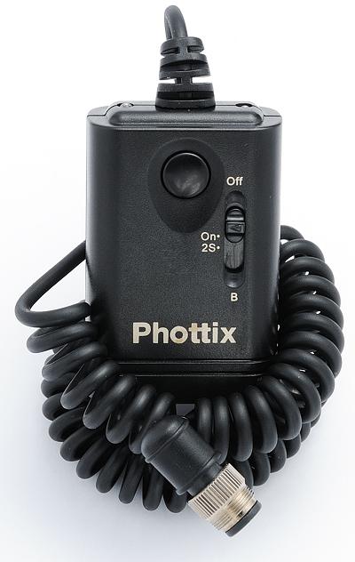 Phottix Cleon receiver
