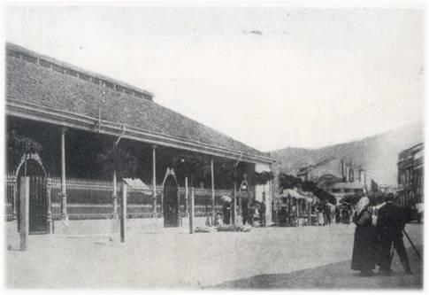 Praza da Peixería.