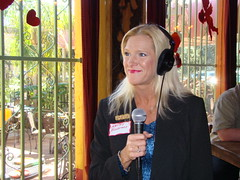 "Kathy Bowersox, Houston Business Show Live Broadcast at ""El Tiempo"" Restaurant (StealthMarketer) Tags: foxnews jennifercolon universityofhouston kevinprice mikealexander jimoneill andyvaladez stevelevine houstonneighborhoods marketingdynamics bauercollegeofbusiness houstonrealestatetoday carolebaker houstonbusinessshow houstonbusiness businessradio robbieadair donaldleonard virginiagrace joestiles johodell"