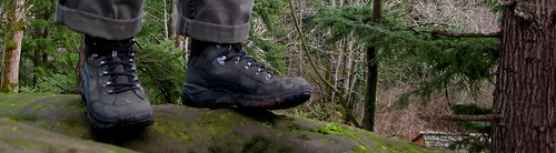 Lowa Renegade Mid Hiking Boots