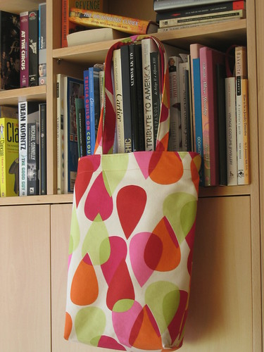 Tote bag I've made... cute aint it?
