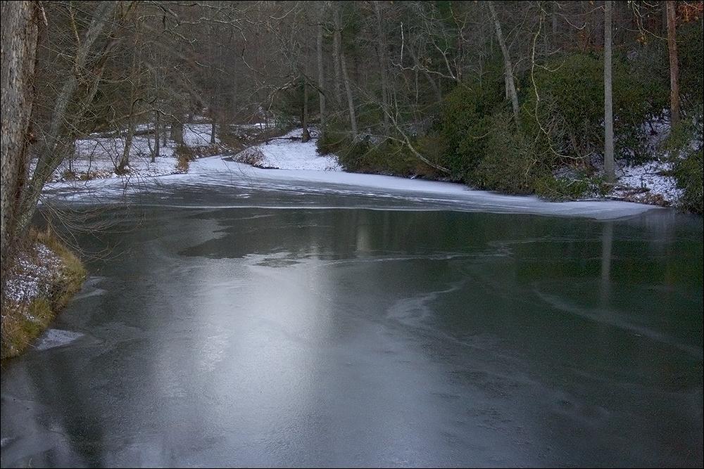 ice pond ©2008 RosebudPenfold