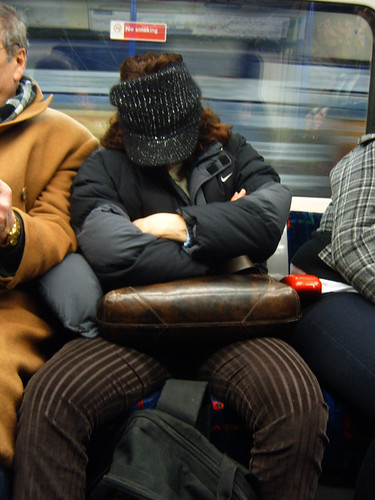 Return of the Tube Fashion Victims